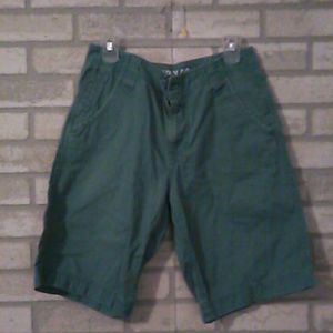 Green Mossimo Supply Co size 30 men's shorts